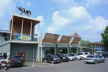 Harga Tiket Masuk Cimory On The Valley Semarang - Gambar, HTM, Alamat + Rute Menuju Lokasi