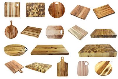 thớt ghép gỗ tràm