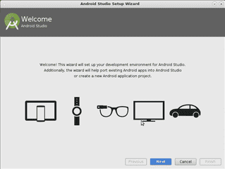 Install Android Studio Linux
