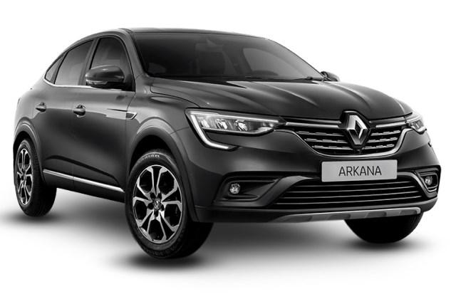 Renault Arkana - французская революция в сегменте бюджетных кроссоверов