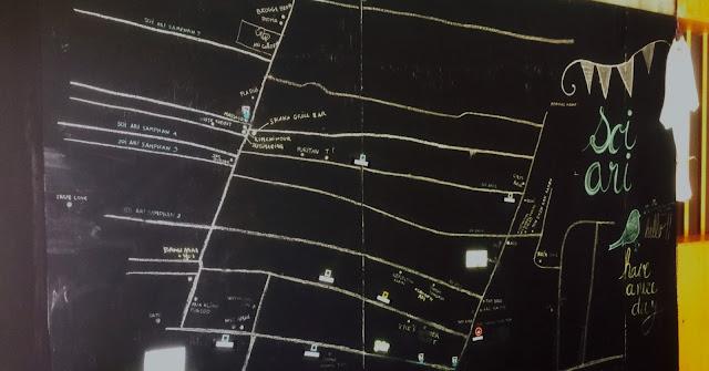แผนที่รอบ The Yard Hostel
