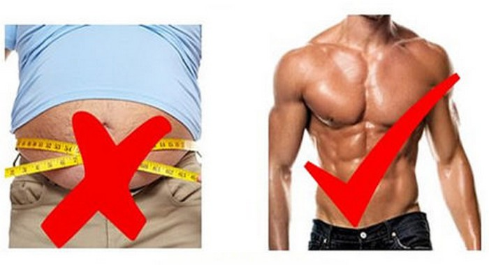 How To Build Muscle WITHOUT Building Your Belly!