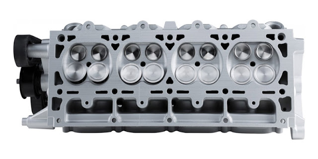 mercury engine racing block