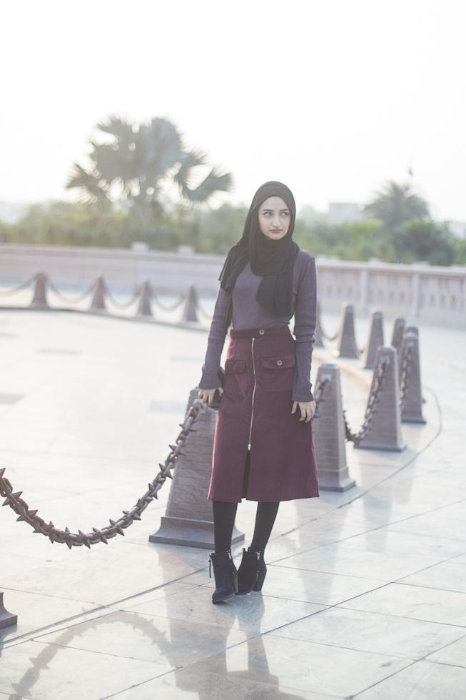 hijab fashion india style blog farheen naqi filter fashion