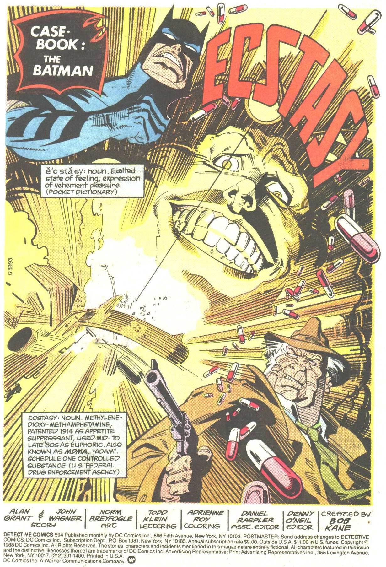 Detective Comics (1937) 594 Page 2