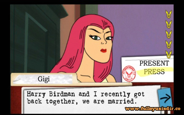 Harvey Birdman Attorney At Law