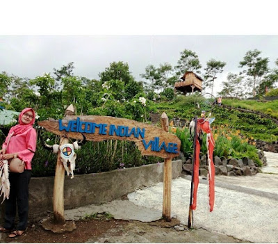 Kampung Indian Kediri