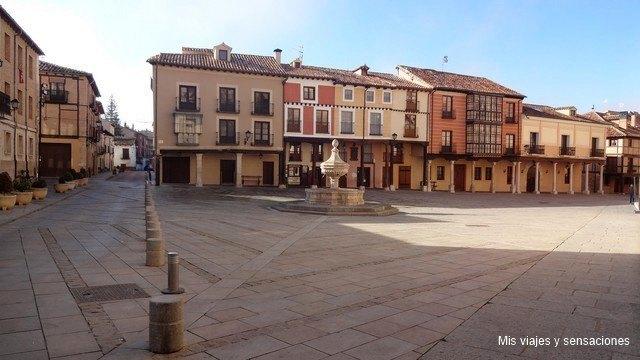 Plaza de la Catedral, El Burgo de Osma, Soria