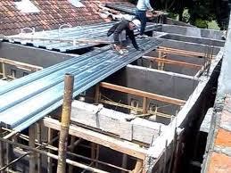 Inovasi Terbaru Lantai Rumah Dari Rangka Baja Ringan 1