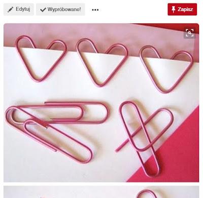 Walentynkowe inspiracje Instrukcję Poproszę
