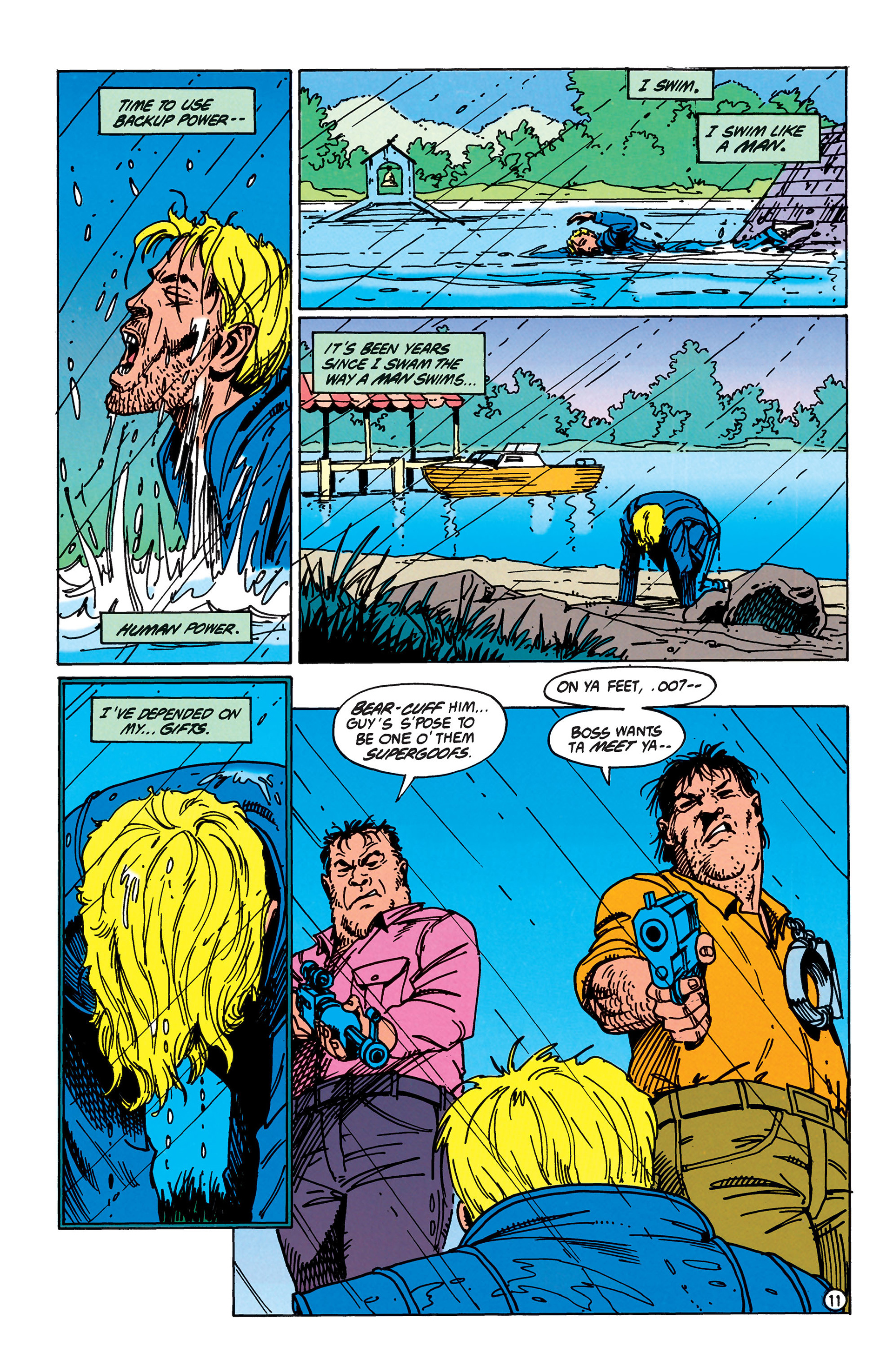 Read online Animal Man (1988) comic -  Issue #40 - 12