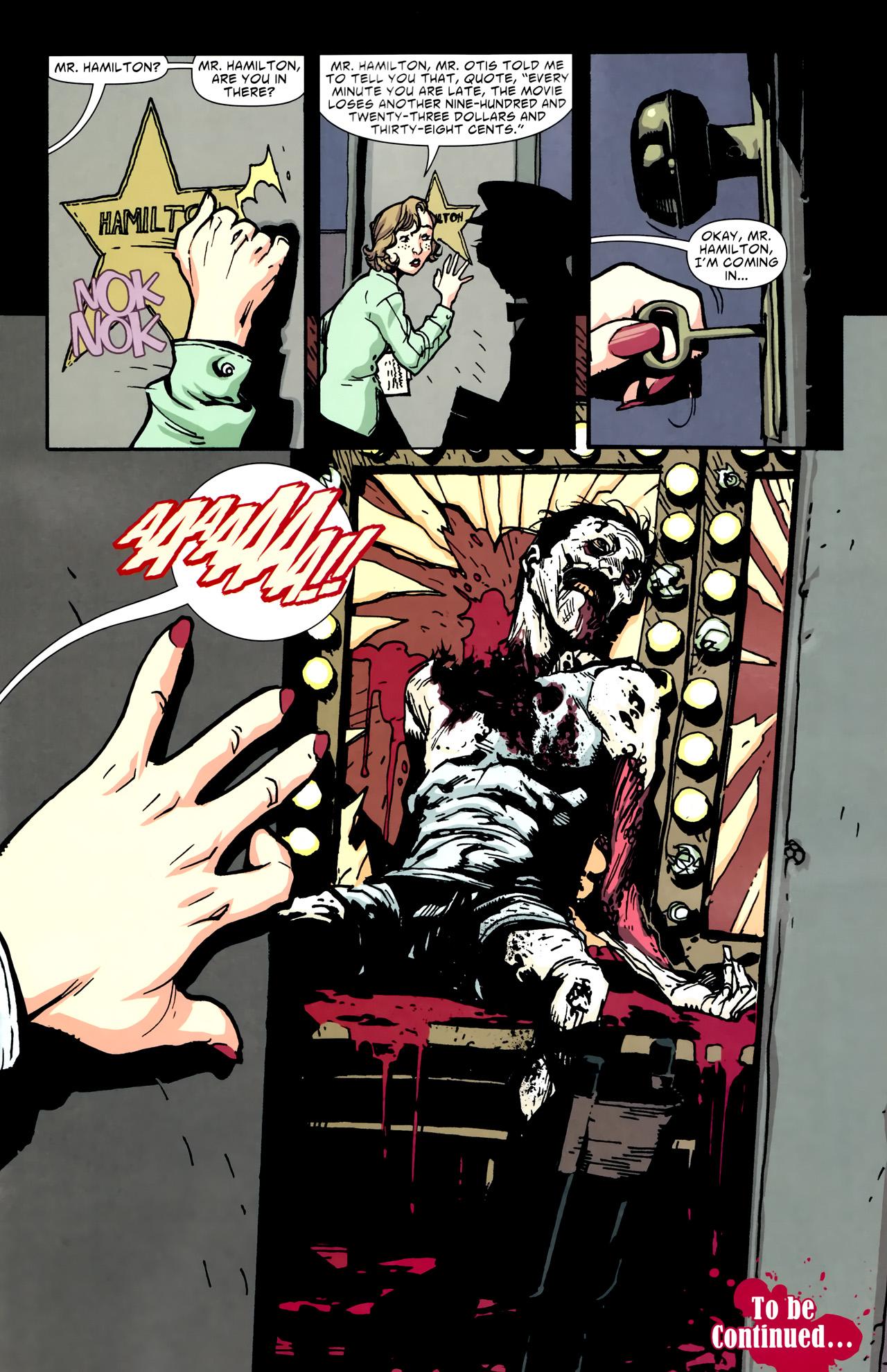 Read online American Vampire comic -  Issue #2 - 18
