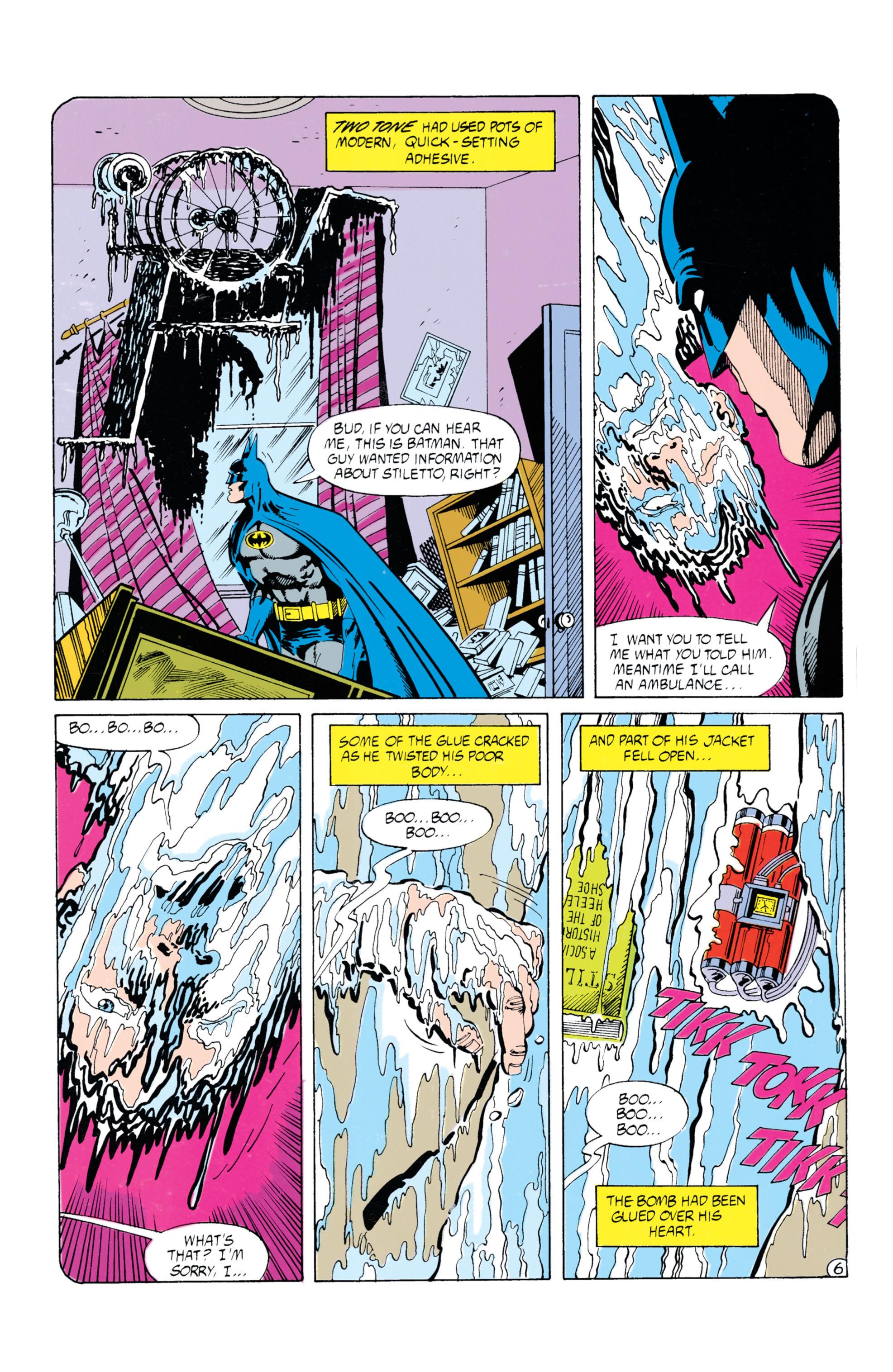 Detective Comics (1937) 630 Page 6