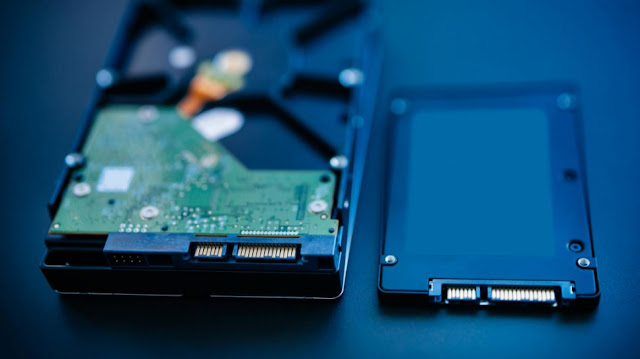 Hardisk Dan SSD
