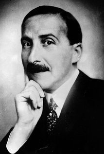 Stefan Zweig. Director of Letter from an Unknown Woman