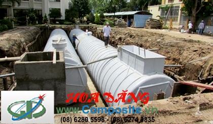 Công nghệ composite - hướng đi mới cho xử lý nước thải