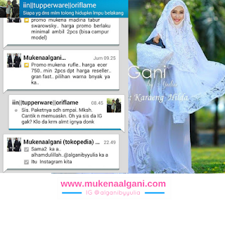 20 Dokter barbie Tika  cantik wearing Mukena Najwa super duper Best Seller 😍
