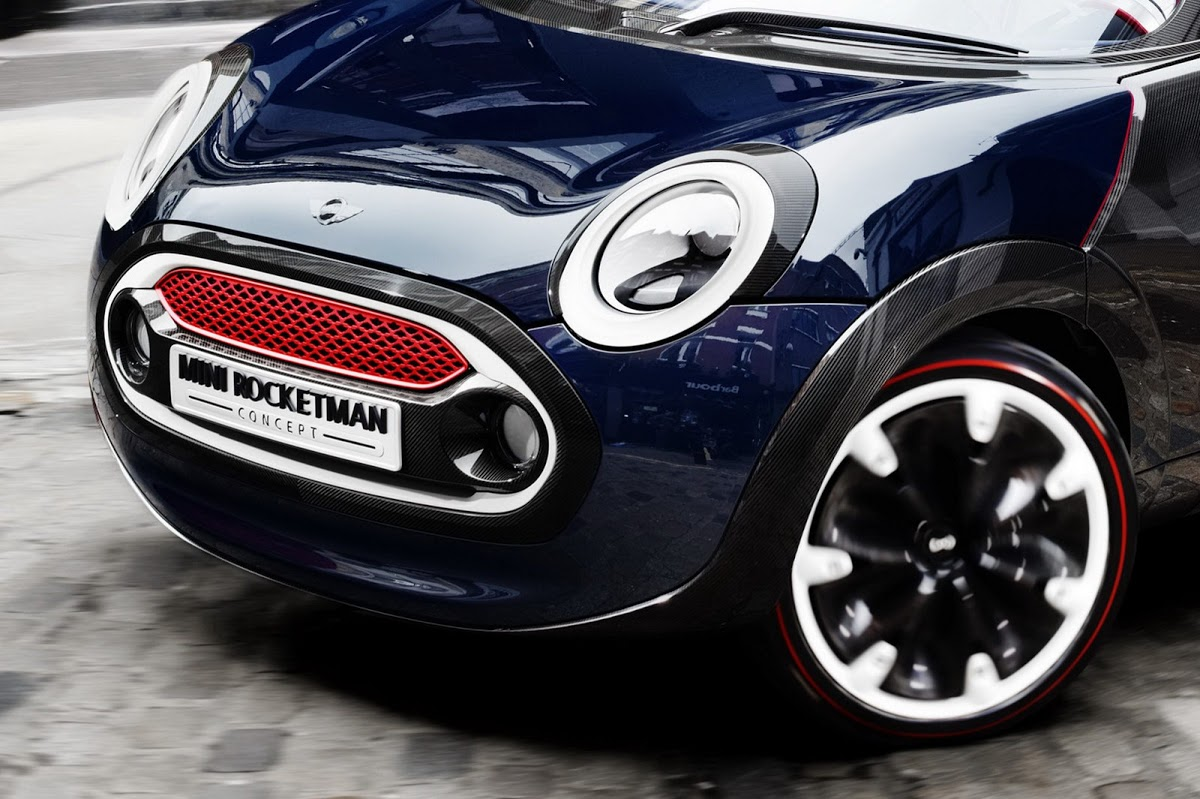 All Electric Mini Could Debut At Frankfurt Motor Show
