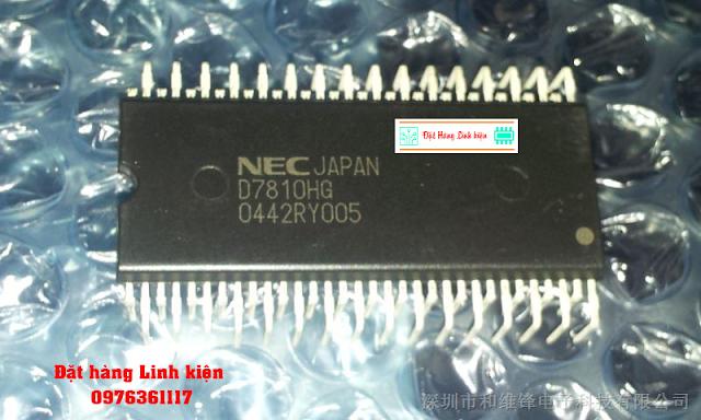 IC UPD7810HG-36 Điện Tử