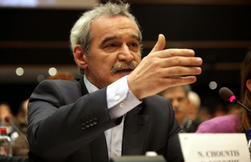 Νίκο Χουντή:»Τα δάνεια που έλαβαν ΝΔ και ΠΑΣΟΚ τα πληρώνει ο ελληνικός λαός»