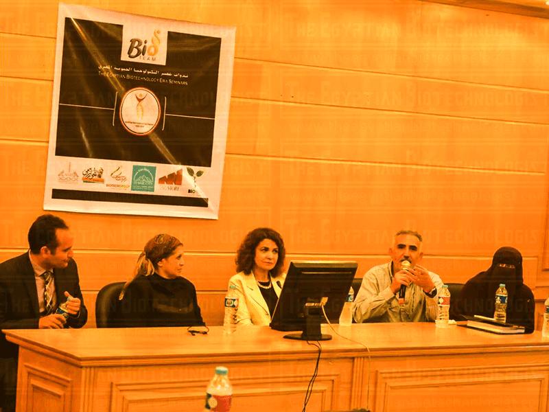 إنطلاق ثاني فاعليات ندوات عصر التكنولوجيا الحيوية المصري «EBES 2016» بطب القصر العيني