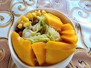 Makan Cendol Mangga Yang Sedap di Cendol Mahabbah, Benut Johor