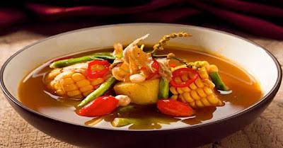 Resep Sayur Asem Betawi Spesial Untuk Makan Siang