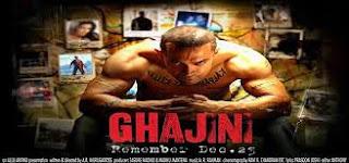 Ghajini Bollywood Action movie