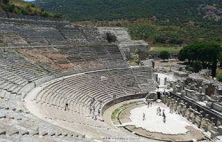 5. Teater Efesus yang Agung