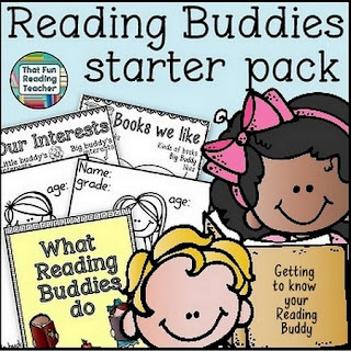 The Reading Buddies Starter Pack