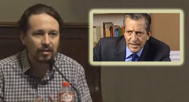 """Pablo Iglesias, sobre vídeo de Adolfo Suárez: """"escucharlo es tremendo"""""""