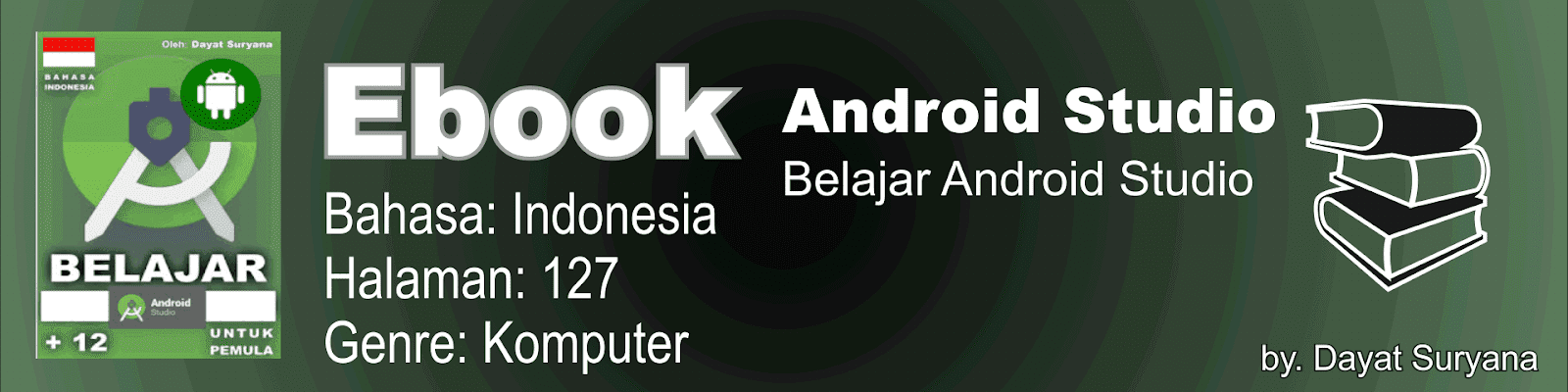 Buku Android Studio