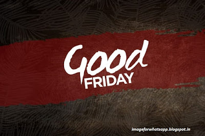 Good Friday 2017 image