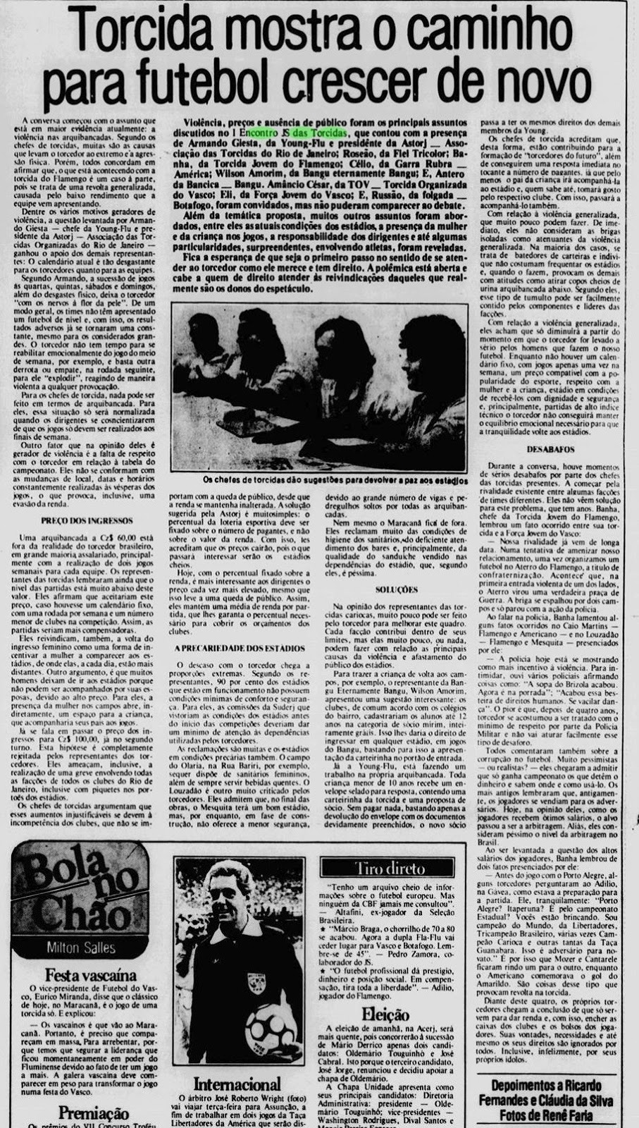 Força Jovem Jornal dos Sports 1987 b7f7d7ff549d1