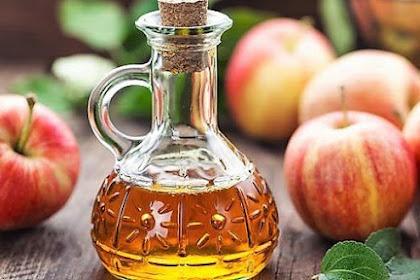 5 Manfaat Cuka Apel Untuk Kesehatan Kulit