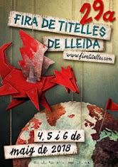 Poster - 29th Fira de Titelles de Lleida