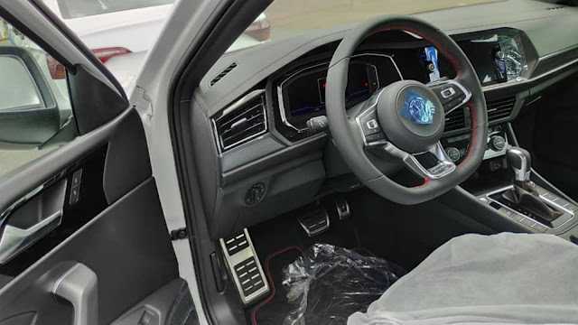 Novo Jetta 2020 2.0 TSI (GLi)  - interior - painel