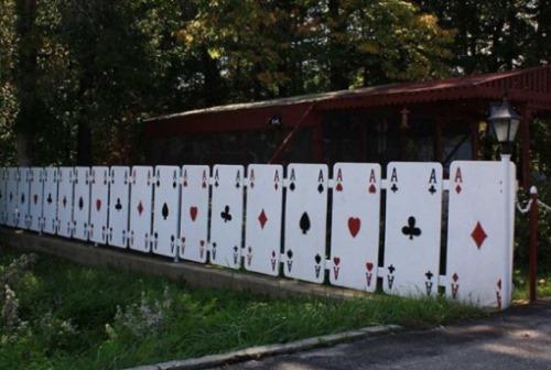 Berbagai desain pagar rumah yang unik dan kreatif Model Pagar Rumah Unik