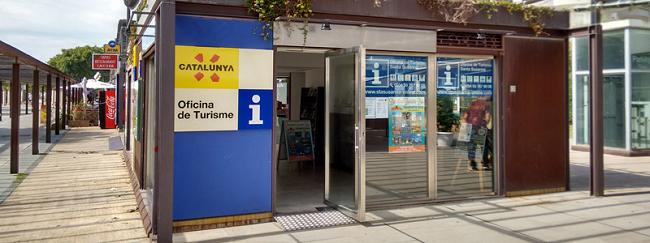 Exemple d'oficina de turisme