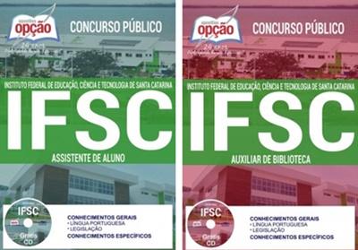 Concurso IFSC 2017