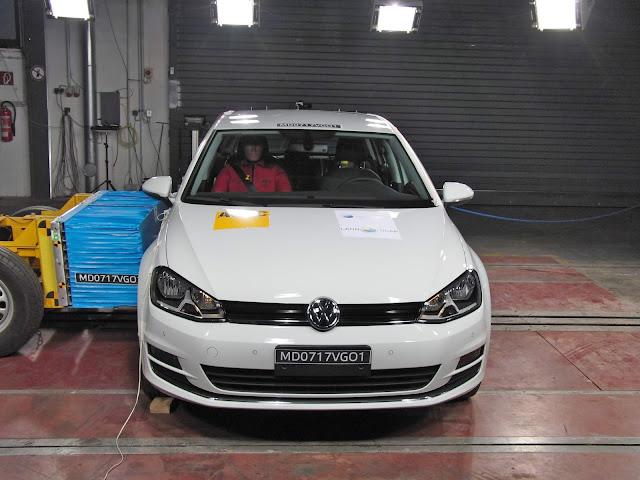 VW Golf 2017 brasileiro