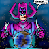 GALACTUS AND HIS EXTREME HUNGER