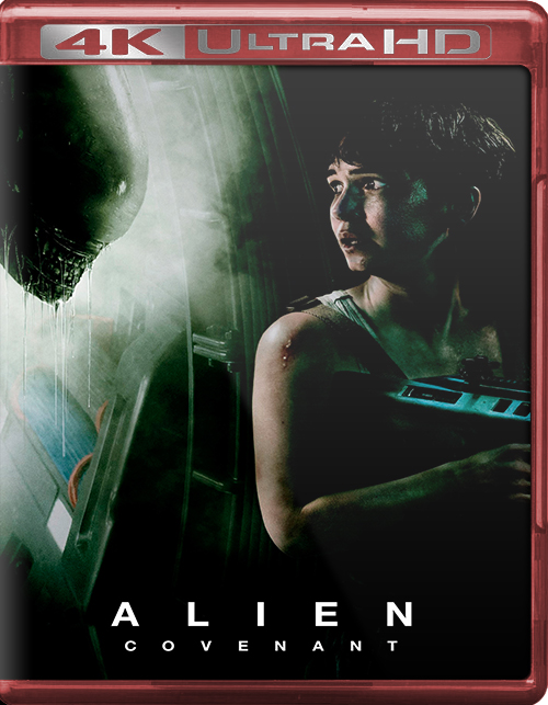 Alien: Covenant [2017] [UHD] [2160p] [Latino – Castellano]
