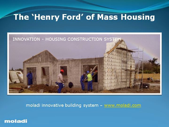 The Henry Ford of mass housing - moladi