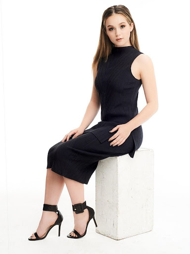 brec bassinger beauty model photos for nation alist magazine