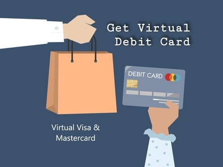 Free Virtual Debit Card In India