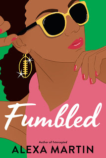 https://www.goodreads.com/book/show/40719305-fumbled?ac=1&from_search=true