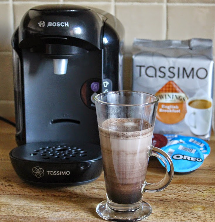 Tassimo Vivy Hot Drinks Machine