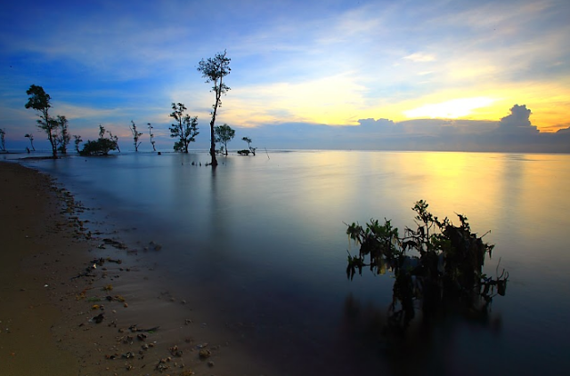 Wisata Pantai Balikpapan: Pantai Lamaru