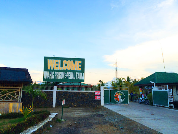 Iwahig Prison & Penal Farm in Palawan